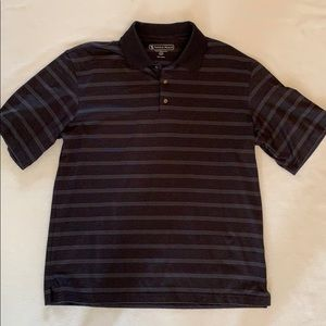 Pebble Beach Performance Golf Polo Shirt Size L